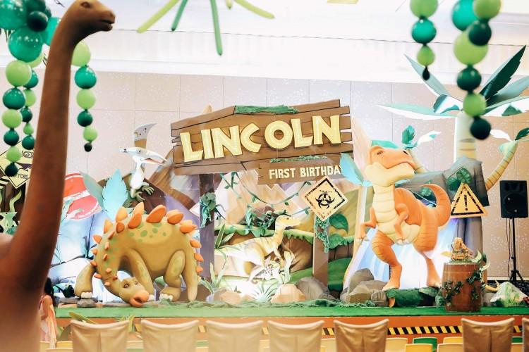 Dino Mite Lincoln's Park