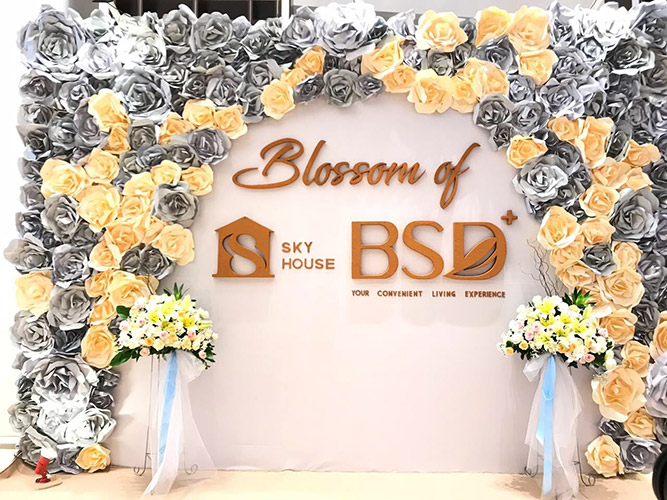 Blossom Of Sky House BSD